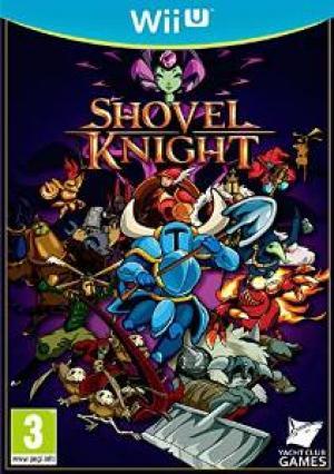 Echanger le jeu Shovel Knight sur Wii U