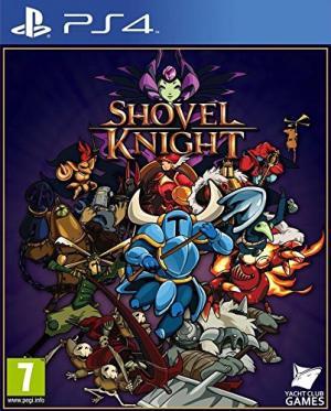 Echanger le jeu Shovel Knight sur PS4