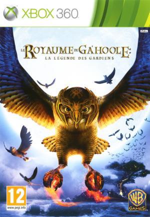 Echanger le jeu La légende des gardiens : Le royaume de Ga'hoole sur Xbox 360