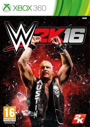Echanger le jeu WWE 2K16 sur Xbox 360