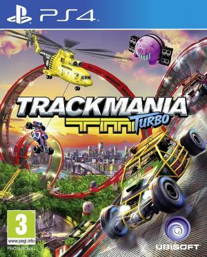 Echanger le jeu TrackMania Turbo sur PS4