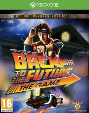 Echanger le jeu Retour vers le futur - edition 30eme anniversaire sur Xbox One