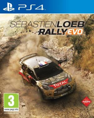 Echanger le jeu Sebastien Loeb Rally Evo sur PS4