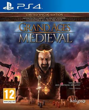 Echanger le jeu Grand Ages Medieval sur PS4