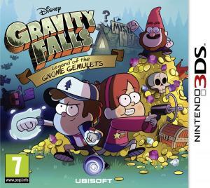 Echanger le jeu Gravity Falls sur 3DS