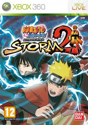 Echanger le jeu Naruto Shippuden, Ultimate Ninja Storm 2 sur Xbox 360