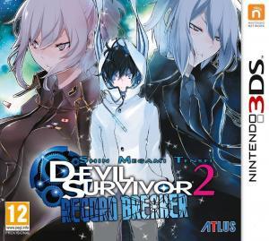 Echanger le jeu Shin Megami Tensei Devil Survivor 2 : Record Breaker sur 3DS