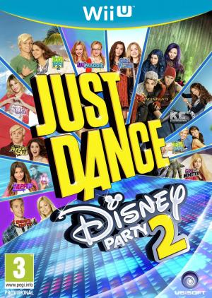 Echanger le jeu Just Dance Disney 2 sur Wii U
