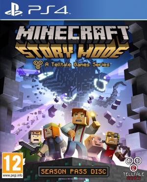 Echanger le jeu Minecraft : Story Mode sur PS4