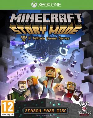 Echanger le jeu Minecraft : story mode sur Xbox One