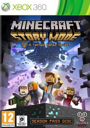 Echanger le jeu Minecraft : story mode sur Xbox 360