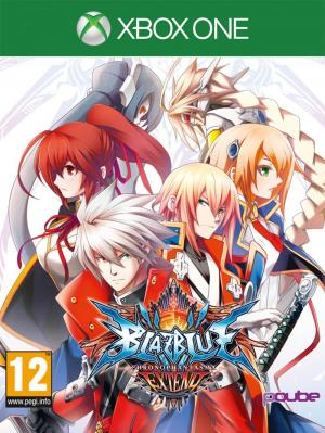 Echanger le jeu BlazBlue Chronophantasma Extend sur Xbox One