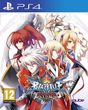 Echanger le jeu BlazBlue Chronophantasma Extend sur PS Vita