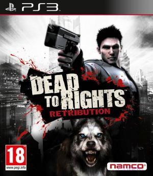 Echanger le jeu Dead To Rights : Retribution sur PS3