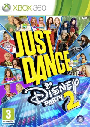 Echanger le jeu Just Dance Disney 2 sur Xbox 360