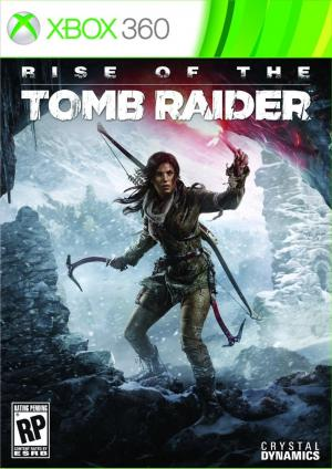 Echanger le jeu Rise of the Tomb Raider sur Xbox 360