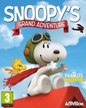Echanger le jeu Snoopy : la belle aventure sur Wii U