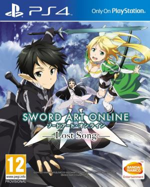Echanger le jeu Sword Art Online : lost song sur PS4