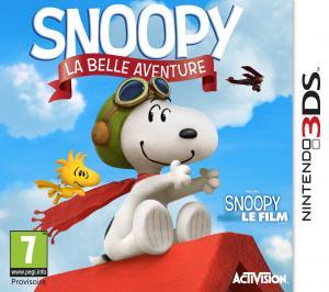Echanger le jeu Snoopy : la belle aventure sur 3DS