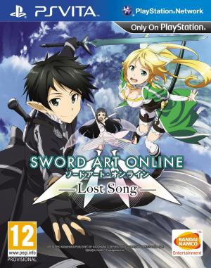 Echanger le jeu Sword Art Online : lost song sur PS Vita