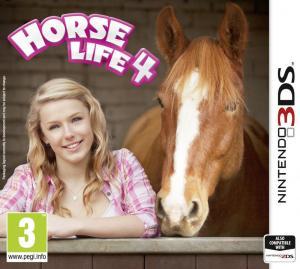 Echanger le jeu Horse life 4 sur 3DS