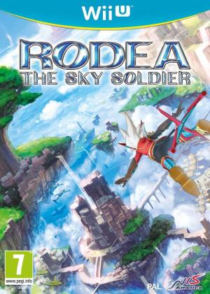 Echanger le jeu Rodea the sky soldier sur Wii U