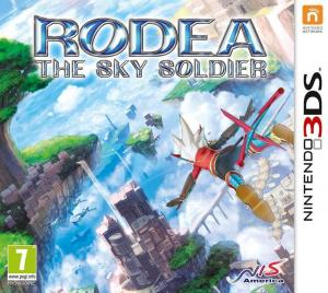 Echanger le jeu Rodea the sky soldier sur 3DS