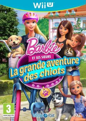 Echanger le jeu Barbie et la grande aventure des chiots sur Wii U