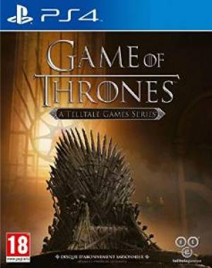 Echanger le jeu Game of Thrones : A Telltale games series sur PS4