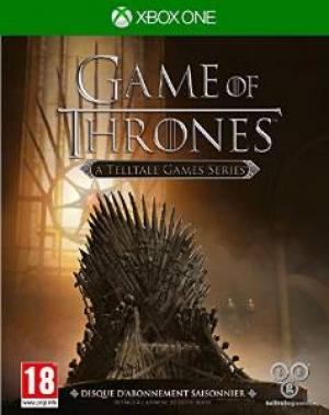 Echanger le jeu Game of Thrones : A Telltale games series sur Xbox One
