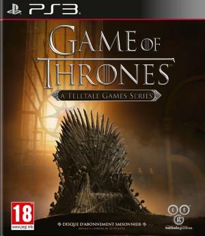 Echanger le jeu Game of Thrones : A Telltale games series sur PS3