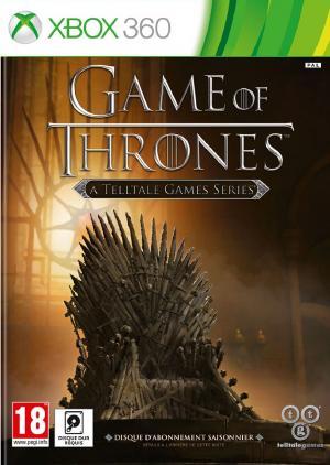 Echanger le jeu Game of Thrones : A Telltale games series sur Xbox 360