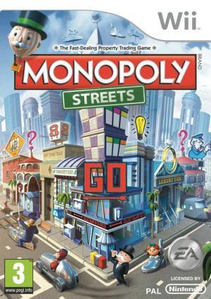 Echanger le jeu Monopoly Streets sur Wii