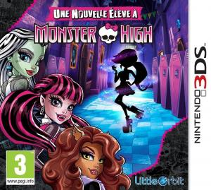Echanger le jeu Monster High : une nouvelle eleve a Monster High sur 3DS