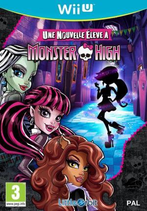 Echanger le jeu Monster High : une nouvelle élève à Monster High sur Wii U