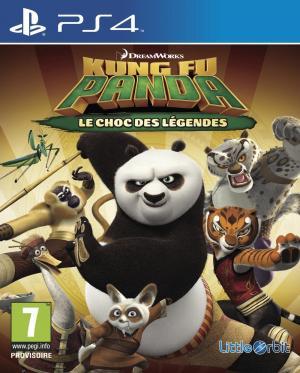 Echanger le jeu Kung Fu Panda : le choc des légendes sur PS4