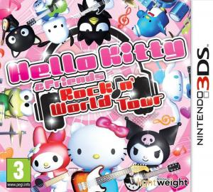 Echanger le jeu Hello Kitty & Friends Rock N World Tour sur 3DS