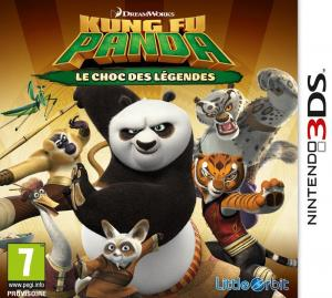 Echanger le jeu Kung Fu Panda : le choc des légendes  sur 3DS