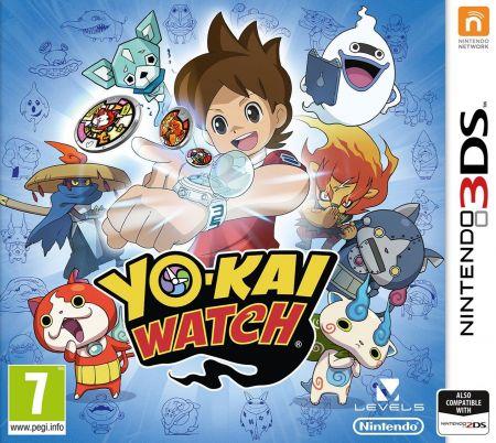Echanger le jeu Yo-kai Watch sur 3DS