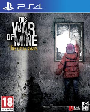 Echanger le jeu This War Of Mine : the little ones sur PS4