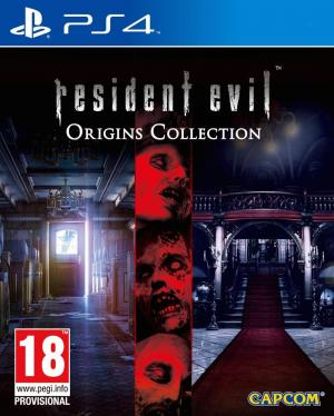 Echanger le jeu Resident Evil Origins Collection sur PS4