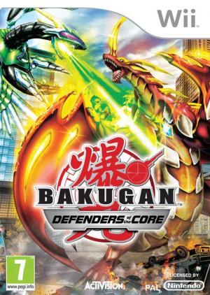 Echanger le jeu Bakugan : Les protecteurs de la Terre sur Wii