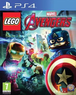Echanger le jeu Lego Marvel's Avengers sur PS4