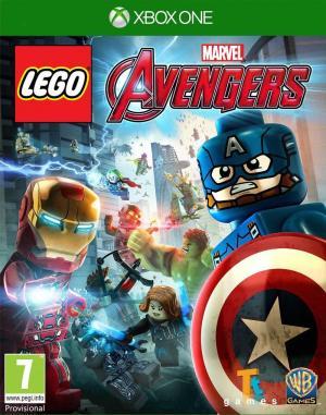 Echanger le jeu Lego Marvel's Avengers sur Xbox One