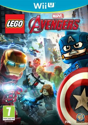 Echanger le jeu Lego Marvel's Avengers sur Wii U