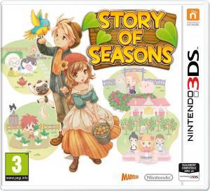 Echanger le jeu Story of Seasons sur 3DS