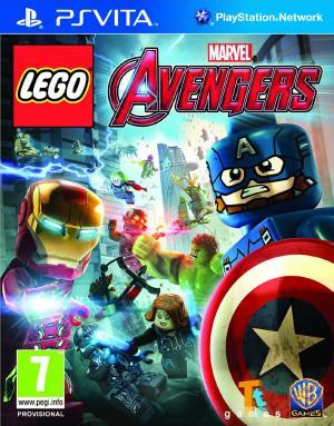 Echanger le jeu Lego Marvel's Avengers sur PS Vita