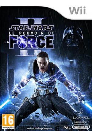 Echanger le jeu Star Wars - Le pouvoir de la Force 2 sur Wii