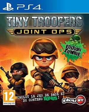 Echanger le jeu Tiny Troopers Joint Ops - édition Zombie sur PS4