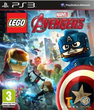 Echanger le jeu Lego Marvel's Avengers sur PS3